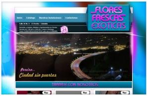 www.floresfrescasexoticas.com