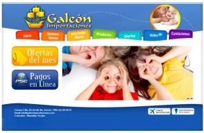 www.galeonimportaciones.com
